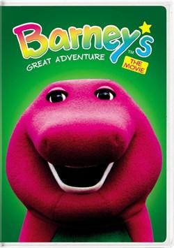 Barney's Great Adventure [DVD]