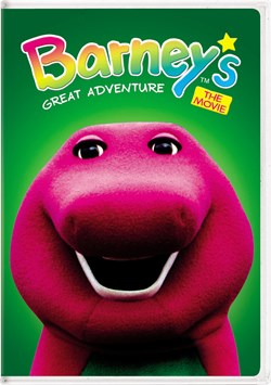 Barney's Great Adventure [DVD]