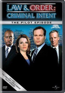 Law & Order: Criminal Intent - The Premiere Episode [DVD]