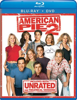American Pie 2 (with DVD) [Blu-ray]