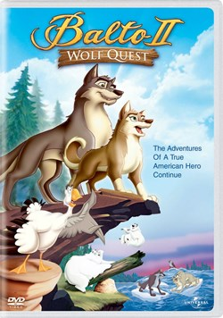 Balto 2 - Wolf Quest [DVD]