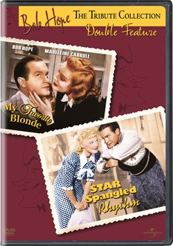 My Favorite Blonde/Star Spangled Rhythm [DVD]