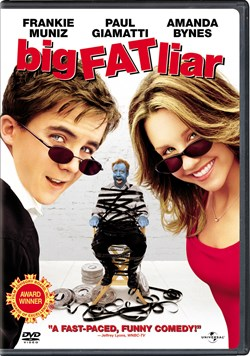 Big Fat Liar [DVD]
