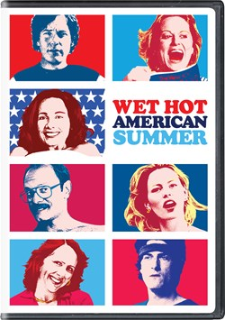 Wet Hot American Summer (Pop Art) [DVD]