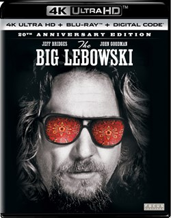 The Big Lebowski (20th Anniversary 4K Ultra HD + Digital) [UHD]