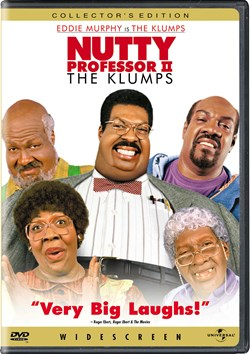 The Nutty Professor 2 - The Klumps (Collector's Edition) [DVD]