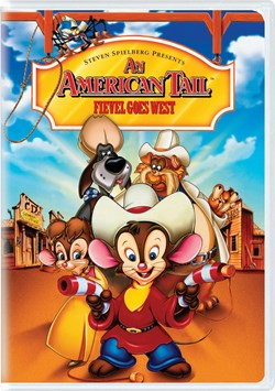 An American Tail: Fievel Goes West (1991) [DVD]