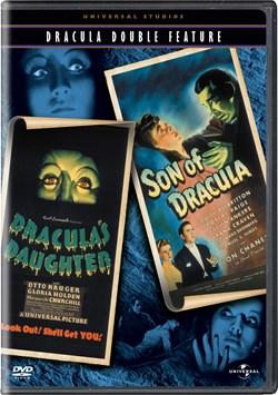 Dracula's Daughter/Son of Dracula [DVD]