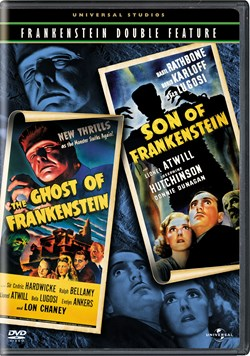 The Ghost of Frankenstein/Son of Frankenstein [DVD]