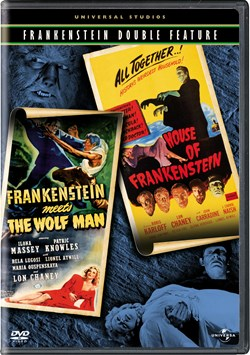 Frankenstein Meets the Wolf Man/House of Frankenstein [DVD]
