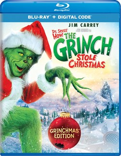 The Grinch (with Digital Download) [Blu-ray]