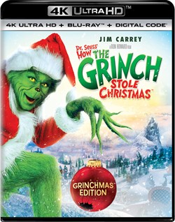 The Grinch (4K Ultra HD) [UHD]