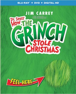 The Grinch (with DVD and Digital Download) [Blu-ray]