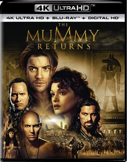 The Mummy Returns (4K Ultra HD) [UHD]