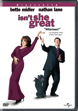 Isn't She Great [DVD]
