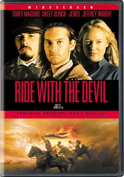 Ride With the Devil [DVD]