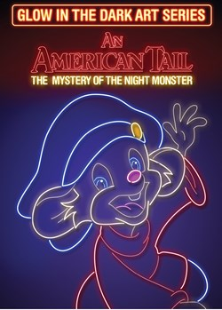 An American Tail 4 - The Mystery of the Night Monster [DVD]