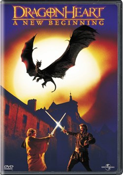 Dragonheart: A New Beginning [DVD]