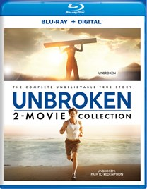 Unbroken/Unbroken - Path to Redemption [Blu-ray]