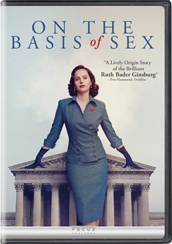 On the Basis of Sex [DVD]