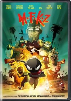 Mutafukaz [DVD]