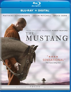 The Mustang [Blu-ray]