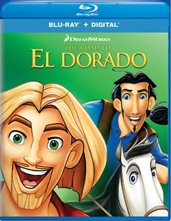 The Road to El Dorado [Blu-ray]