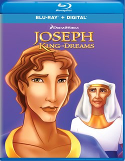 Joseph: King of Dreams [Blu-ray]