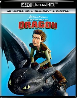 How to Train Your Dragon (4K Ultra HD) [UHD]