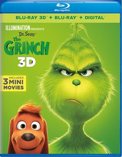 The Grinch [Blu-ray]