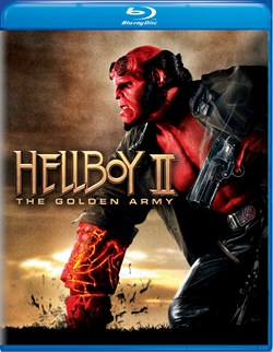 Hellboy 2 - The Golden Army [Blu-ray]