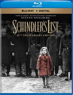 Schindler's List (25th Anniversary Edition) [Blu-ray]