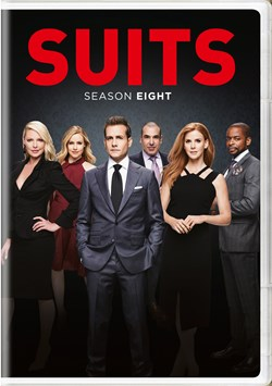 Suits: Season Eight [DVD]