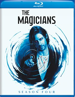 The Magicians: Season Four [Blu-ray]
