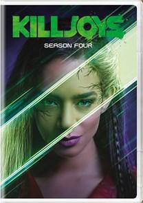 Killjoys: Season Four [DVD]