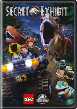 LEGO Jurassic World: The Secret Exhibit [DVD]