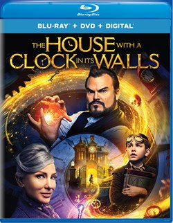 The House With a Clock in Its Walls (with DVD) [Blu-ray]