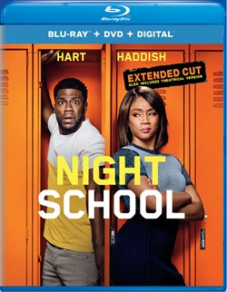 Night School (with DVD) [Blu-ray]