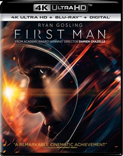 First Man (4K Ultra HD) [UHD]