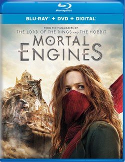 Mortal Engines (with DVD) [Blu-ray]