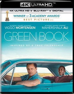 Green Book (4K Ultra HD) [UHD]