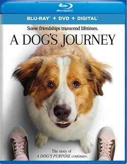 A Dog's Journey (with DVD) [Blu-ray]