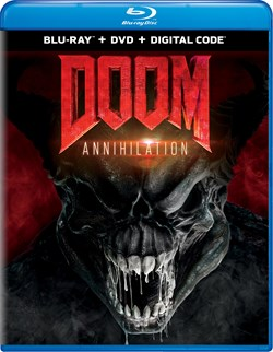 Doom: Annihilation (with DVD) [Blu-ray]