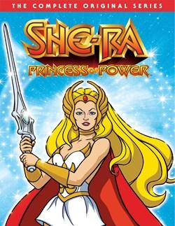 She-Ra: Princess of Power the Complete Original Series (Box Set) [DVD]