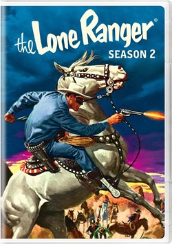 The Lone Ranger: Season 2 [DVD]