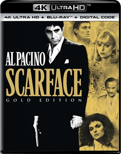 Scarface (4K Ultra HD) [UHD]