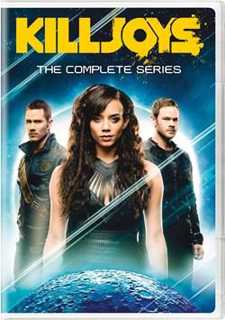 Killjoys: Seasons One - Five [DVD]