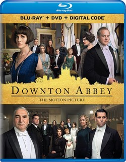 Downton Abbey the Movie (with DVD) [Blu-ray]