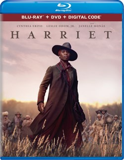 Harriet (with DVD) [Blu-ray]