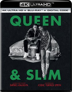 Queen & Slim (4K Ultra HD + Blu-ray) [UHD]